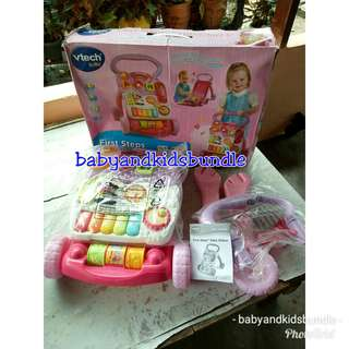 Vtech first steps easy walker