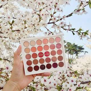 READY STOCKS | Nature Republic Pro Touch Color Master Shadow Palette - Season 2 Spring Edition