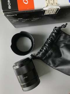 Sony SEL 24mm f/1.8 E-Mount Carl Zeiss Sonnar Lens