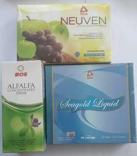 NEUVEN +SEAGOLD +ALFALFA hemat Rp 110rb