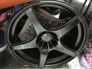 19 inch rim Rp03 made in japan
