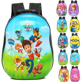 Kids School Bag (Hardshell type)