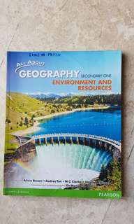All About Geography Environment and Resources