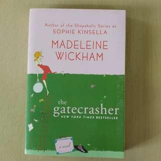 🚚 The Gatecrasher by Madeleine Wickham (Sophie Kinsella)