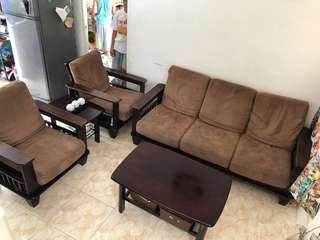 Complete sala set
