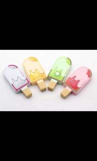 Cute Popsicle Correction Tape