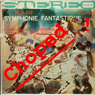 berlioz Vinyl LP used, 12-inch, may or may not have fine scratches, but playable. NO REFUND. Collect Bedok or The ADELPHI.