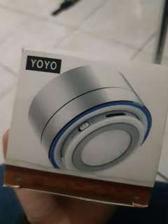 Yoyo wireless speaker