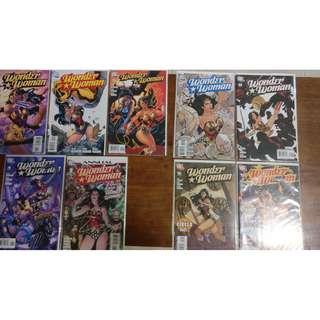 Wonder Woman collection (Heiberg, Simone)