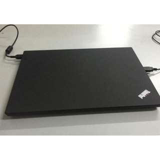"""(二手)Lenovo Thinkpad T460P 14"""" i5-6440U 8G 500G/128G SSD 2K屏 Ultrabook 95%NEW"""