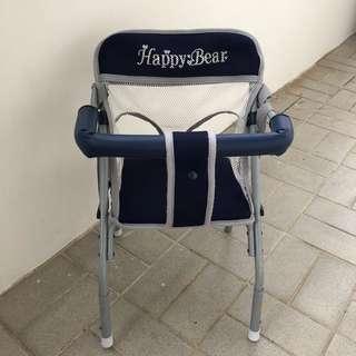 幼兒機車座椅