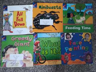 Younger kids English books
