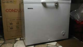 Condura chest freezer 7 cubic ft BRAND NEW