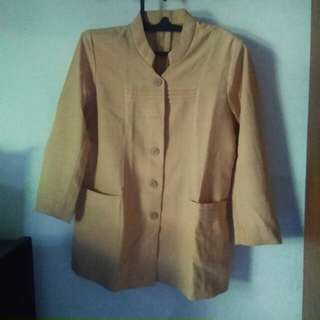 1stell baju guru jumbo kuning