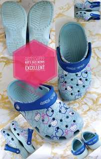 AUTHENTIC Hello Kitty Crocs Preloved
