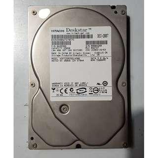"Hitachi 250GB SATA 3.0Gbps 3.5"" Internal Harddisk HDD 7200rpm (100% health and No bad sectors)"