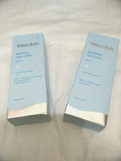 Wardah Lightening Day & Night Cream Step 1