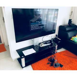 TV floor stand without wheels Whatsapp:8778 1601