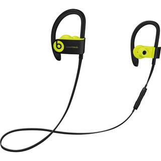 Beats Powerbeats 3 Wireless Earphones Shock lime green
