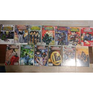Legion of Superheroes by Waid and Kitson