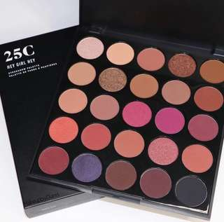 [Authentic] MORPHE 25C Hey Girl Hey Eyeshadow Palette