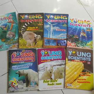 Young Scientist (Discount )