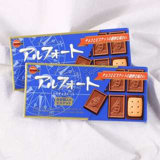 Bourbon alfort mini chocolate original