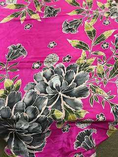 Batik scarf lizza creations