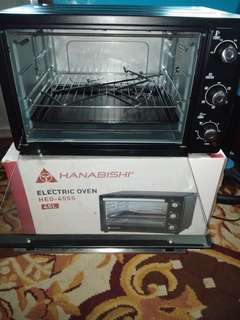 42 L Hanabishi Electric Oven
