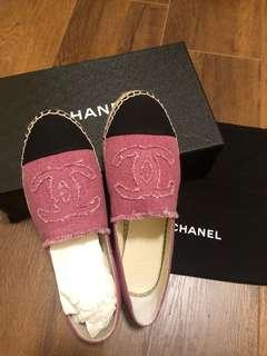 Chanel Espadrilles 漁夫鞋