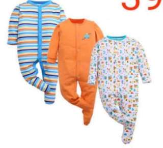 3pc frogsuit set