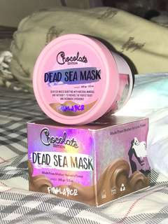 PINKLAB.CO DEAD SEA MASK CHOCOLATE EDITION