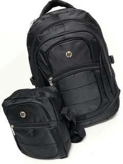 HP 2 and 1 back pack