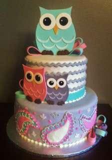 3D cake designs
