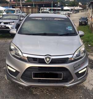 SAMBUNG BAYAR/CONTINUE LOAN  PROTON IRIZ 1.6 AUTO FULLSPEC YEAR 2015 MONTHLY RM 670 BALANCE 6 YEARS + ROADTAX OCT 2018 LEATHER SEAT TIPTOP CONDITION  DP KLIK wasap.my/60133524312/iriz