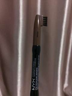 NYX EYEBROW PENCIL (MEDIUM BROWN)