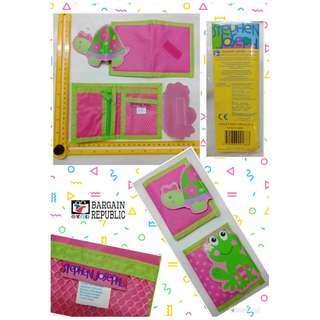 Stephen Joseph Bi Fold Kids Wallet
