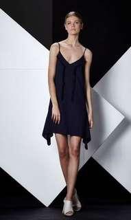 Shilla Fringe Dress
