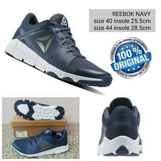 Sepatu Reebok Original Navy