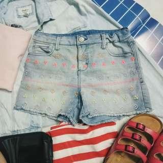 HW Aztec Shorts