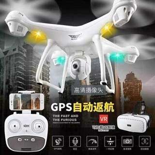 SJRC  S-SERIES [S-70W](5Day Delivery)#DroneS70W aerial GPS auto follow four-axis aircraft