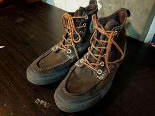Converse Classic Boots Hi Chocolate (Size 8Men 10Women)