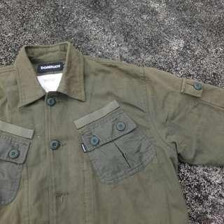 Dominate Jakarta Zeitgeist shirt jaket