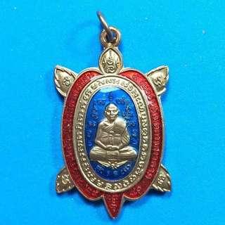 Rian Phaya Tao Metta Mahalarp BE2540 of LP Liew (Thai amulet)