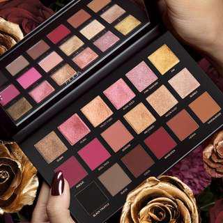 Huda Beauty Remastered Eyeshadow Palette