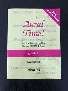Aural Time Grade 2 (Bosworth)