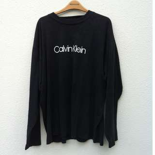 Genuine Calvin Klein sports pullover Size XL. In good condition.