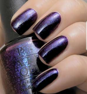 OPI nail polish - Cosmo with a Twist