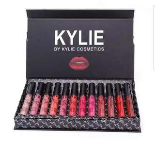 (PO) Kylie Matte lipsticks set