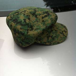 Army cap. Size Medium. Used only once and in excellent condition.